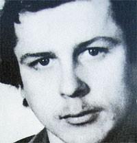Ulrich Steinhauer, morto por um colega que queria fugir (Foto: Christian Gering /Wikimedia Commons)