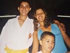 Irmão de Cristiano Araújo posta foto antiga ao lado do cantor e comove fãs