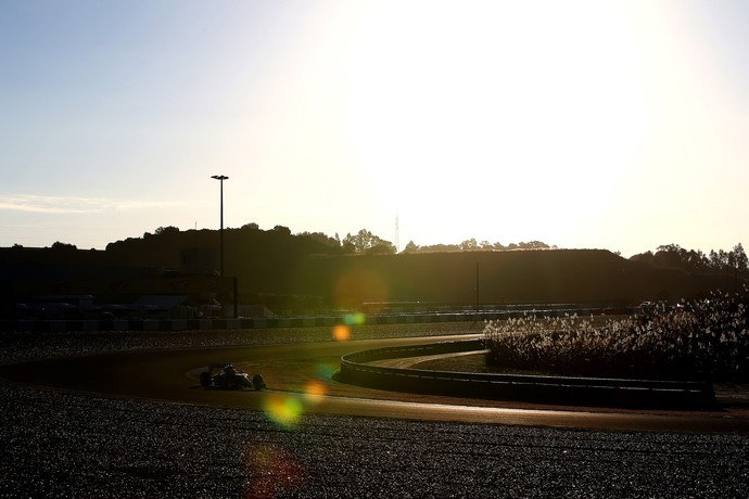 Sauber de Felipe Nasr dia 2 testes de Jerez de la Frontera, Espanha (Foto: Getty Images)