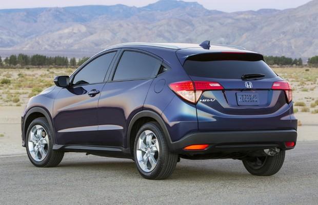 Honda HR-V (Foto: Divulgação )