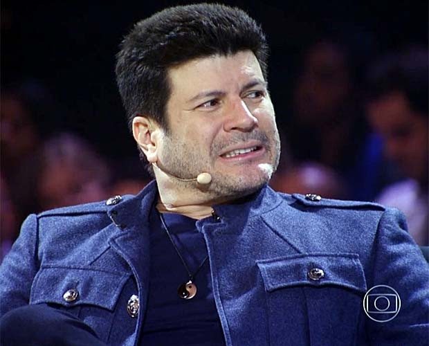 Paulo Ricardo (Foto: TV Globo)