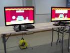 Rede de escolas do RJ participa de games de memória e visualização