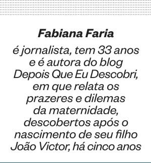 Fabiana Faria é jornalista (Foto: Reprodução)