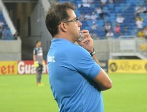 Marcelo Martelotte, técnico do América-RN (Foto: Jocaff Souza/GloboEsporte.com)