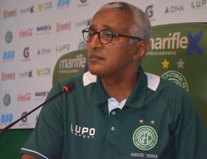 Isaías Tinoco, gerente de futebol do Guarani (Foto: Murilo Borges)