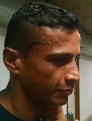Capixaba Cícero, meia do Fluminense (Foto: João Brito/GloboEsporte.com)