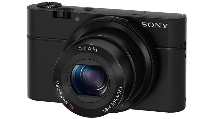 A Sony DSC-RX100 é uma câmera compacta, mas com recursos da mais alta qualidade (Foto: Divulgação/Sony)