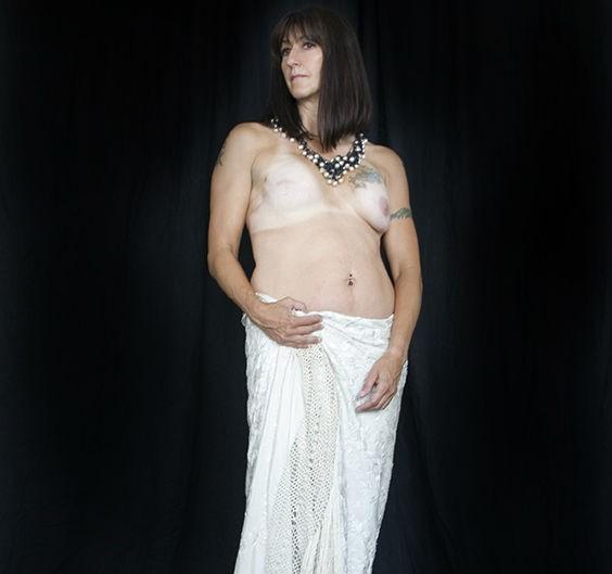 Todas as participantes foram clicadas com inspiração nas deusas Venus di Milo e Nice de Samotrácia (Foto: Isis Charise)