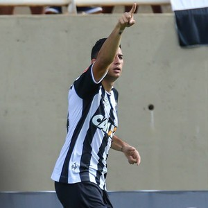 Danilo comemora gol pelo Atlético-MG (Foto: Bruno Cantini/ Atlético-MG)