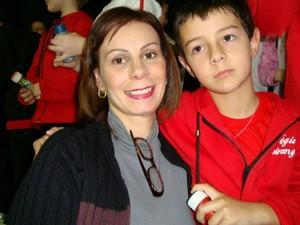 Carta de suicídio da mãe do menino Bernardo foi forjada, dizem peritos (Foto: Reprodução)