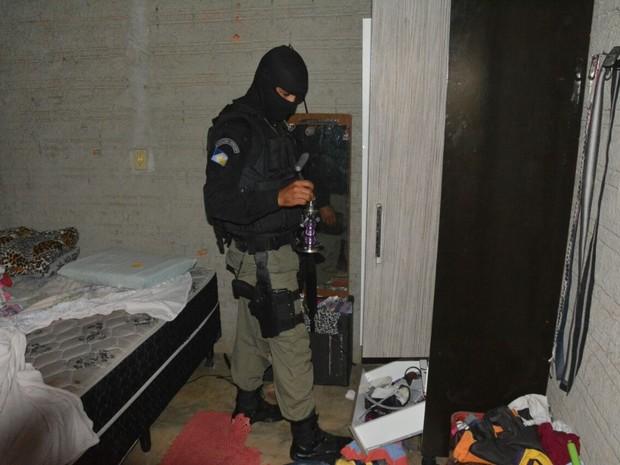 Polícia cumpre 13 mandados judiciais em três cidades do Tocantins  (Foto: SSP/ Divulgação)