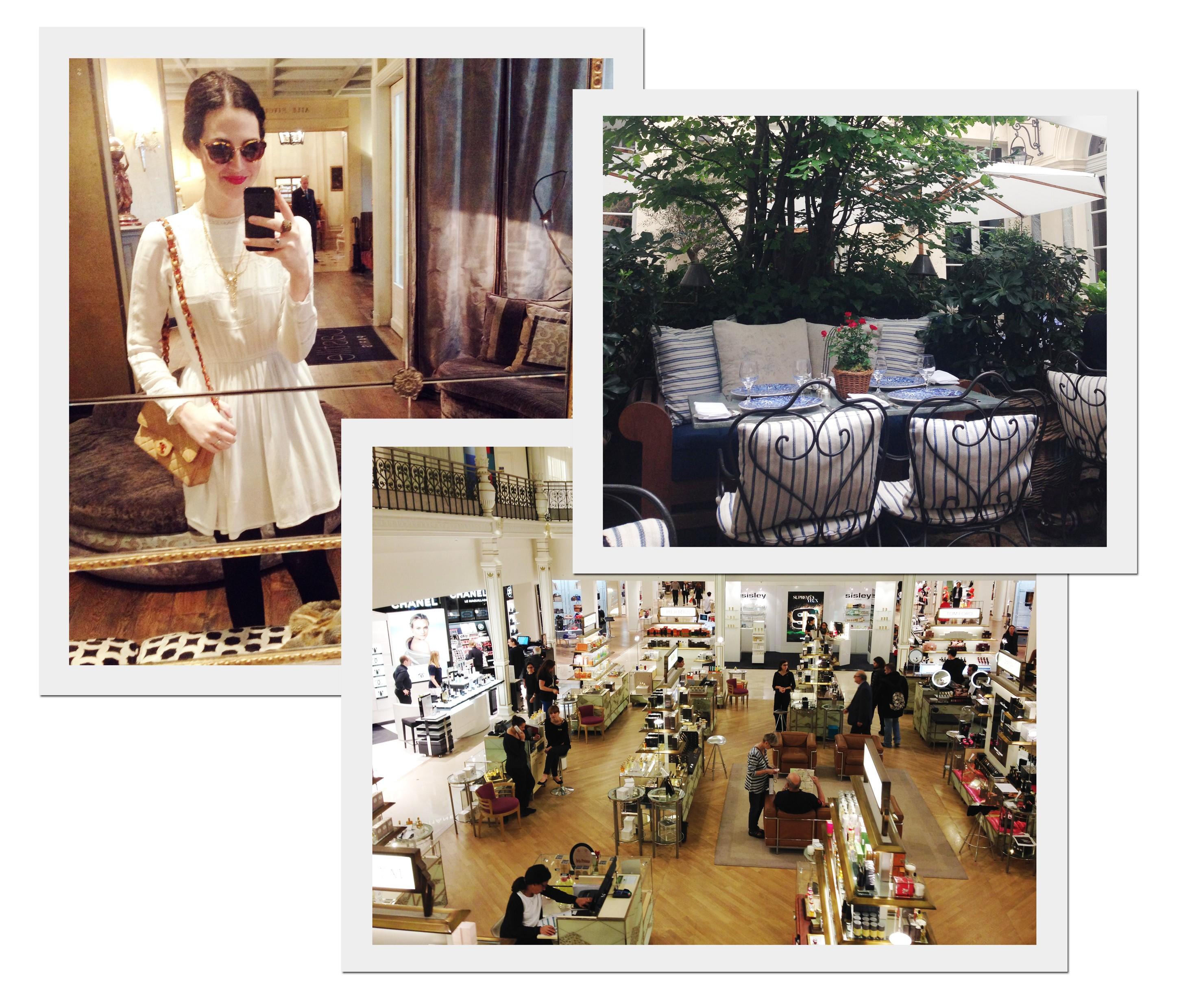 Voguetrotter: Paris por Victoria Ceridono, editora de beleza da Vogue