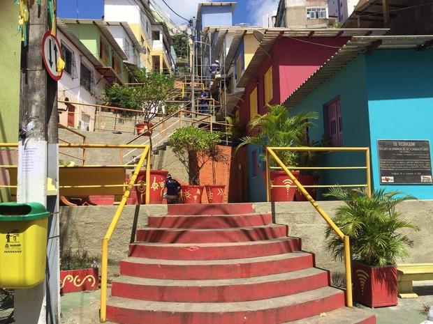 Escadaria do Zé Botinha vai virar palco para o show do multi-instrumentista Fernando Citro (Foto: Divulgação)