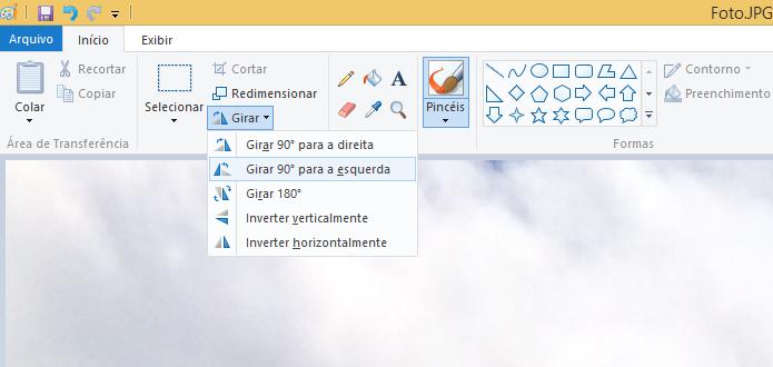 Como girar foto no Mac, no Windows e em editores de imagem