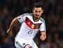 Gündogan e Oxlade-Chamberlain estão fora da Eurocopa da França