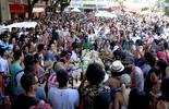 Foi no Dia do Samba em Vitória? Mande sua foto ou vídeo! (Divulgação/ TV Gazeta)