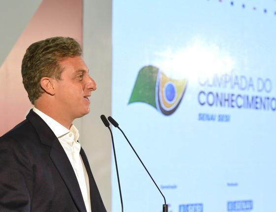 O apresentador Luciano Huck (Foto: José Paulo Lacerda/CNI/Flickr)