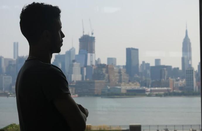 Felipe Martins New York Red Bulls (Foto: Marcio Iannacca)