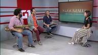 G1 entrevista Sr. Gonzales Serenata Orquestra sobre novo baile