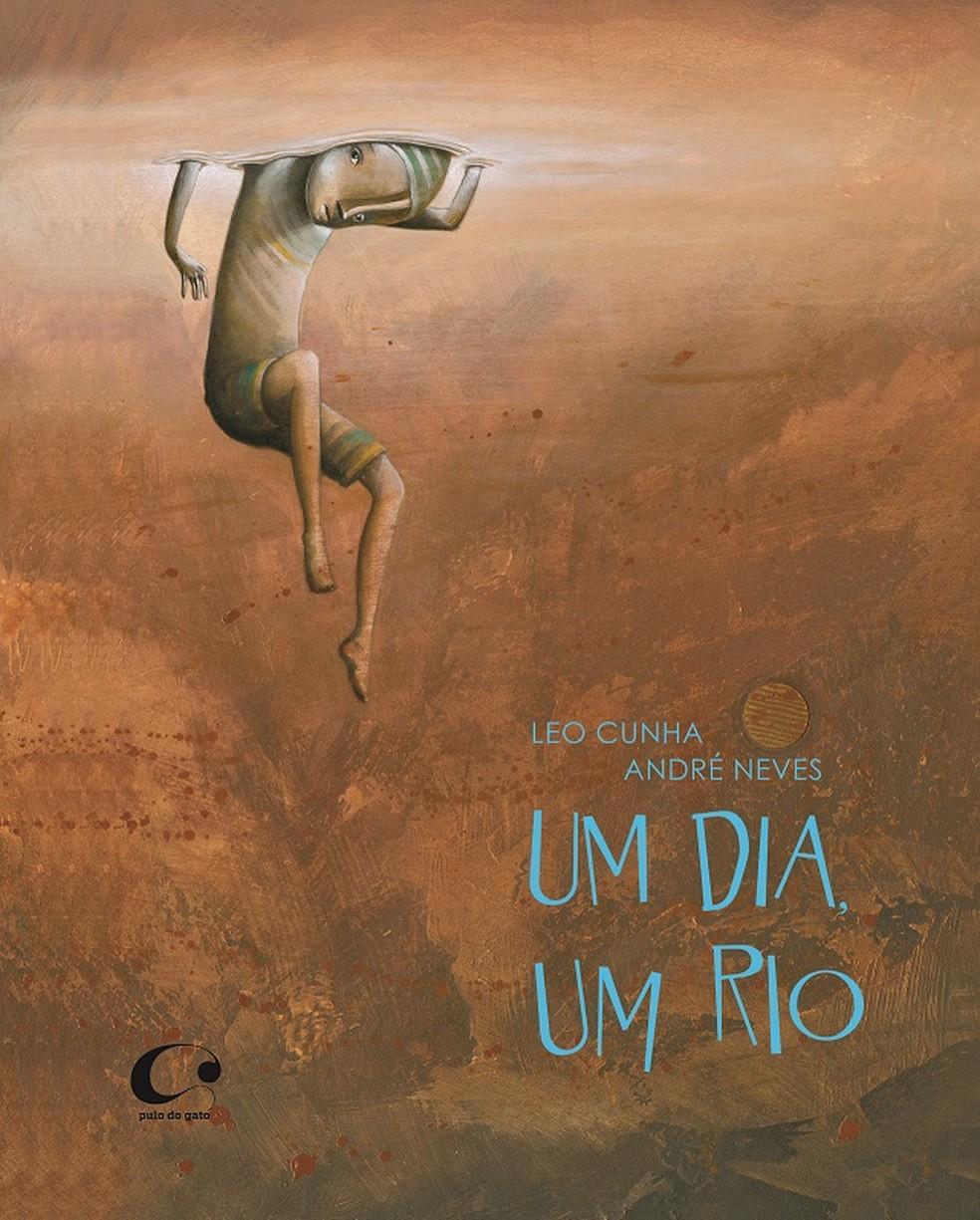 Um dia um Rio, da editora Pulo do Gato (Foto: Divulgação)