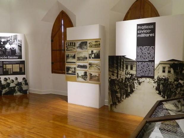 Museu Prudente recebe exposição sobre educação em Piracicaba (Foto: Divulgação)
