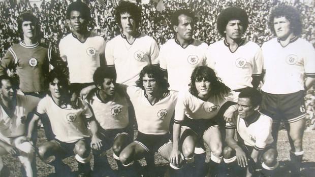 Lico jogou pelo Figueirense em 1974 e 1975 (Foto: Divulgação/ Arquivo Pessoal)