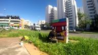 G1 Cultural entrevista grafiteiro Toys que colore ruas de Brasília há 13 anos