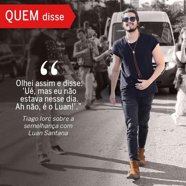 QUEM Disse: Tiago Iorc (Foto: Reprodução/ Instagram)