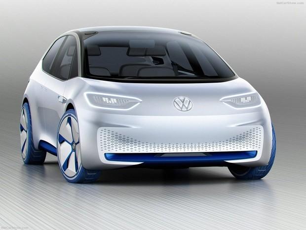 Volkswagen I.D. Concept (Foto: Divulgação)
