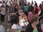 Mais de 300 voos atrasam no país e passageiros da Gol têm dia difícil