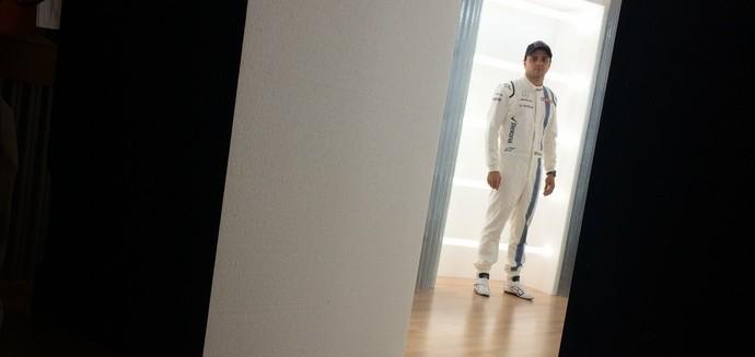 Felipe Massa, Fórmula 1, Williams pré-temporada FW40 (Foto: Reprodução)