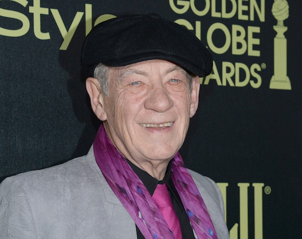 O ator Ian Mckellen (Foto: Getty Images)