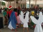 'Terei um Natal melhor', diz paciente com câncer durante festa no Ijoma