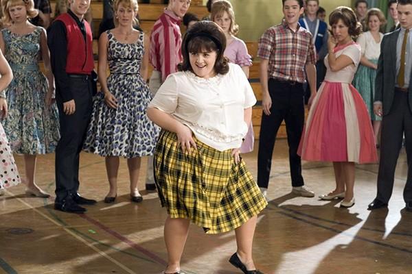 Nikki Blonsky em Hairspray: Em Busca da Fama (2007) (Foto: Divulgação)