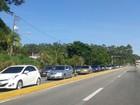 Mogi-Bertioga tem 14 quilômetros de lentidão nesta terça-feira, diz DER