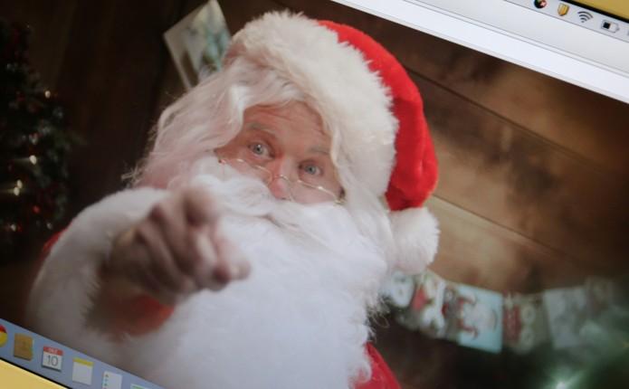 Plugin para Chrome e Firefox bloqueia resultados sobre Papai Noel (Foto: Caio Bersot/TechTudo)