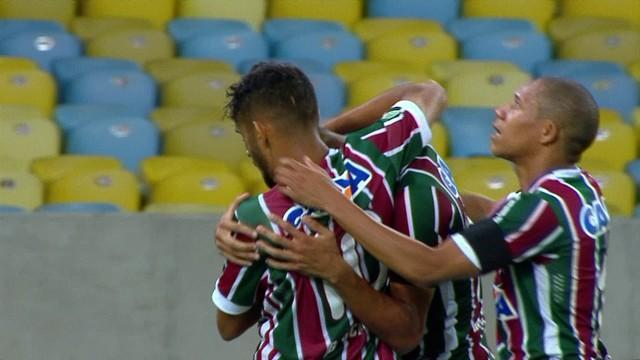Fluminense x Vitória - Campeonato Brasileiro 2016 - globoesporte.com 0db7e794fbf41