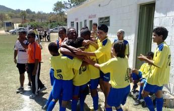 Botafogo-DF busca atletas amadores durante seletiva em Carmo do Cajuru