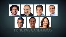 Candidatos à Prefeitura são entrevistados no Bahia Meio Dia (Divulgação)