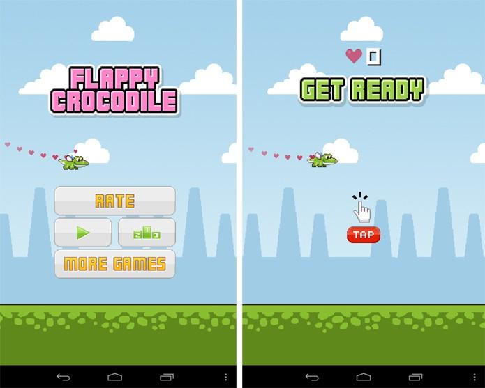 Flappy Crocodile (Foto: Reprodução/Google Play)