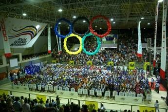 Jogos Escolares de Roraima (Foto: Divulgação)