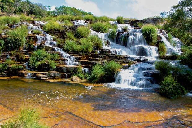 Cachoeira Capitolio (MG) (Foto: Divulgação)
