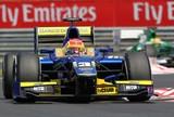 Após pega incrível, Nasr é atrapalhado por Safety Car e chega em 7º na GP2