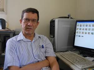 Rogério Klüppel acredita que incentivo seria maior se o crédito excedente pudesse ser vendido (Foto: Krystine Carneiro/G1)