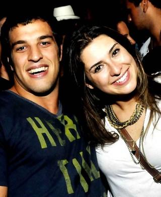 Fernanda Paes Leme e Gregor Gracie (Foto: Ari Kaye/Divulgação)