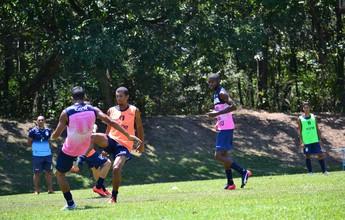Espírito Santo confirma jogos-treino com Tupy-ES e com o Pega Reta FC