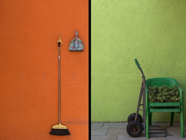 """O vencedor do prêmio """"Jovem Fotógrafo de Viagem"""" foi Samuel Fisch, por uma série de fotos feitas em Burano, uma ilha da Lagoa de Veneza, na Itália (Foto: Samuel Fisch/www.tpoty.com/BBC)"""