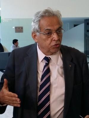 Eurico Miranda Vasco (Foto: Igor Rodrigues)