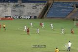 Gol de Fabinho tem atuação de seis jogadores, 18 toques e 30 segundos