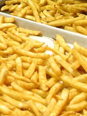 Corrida de rua - queima gordura - batata frita (Foto: Getty Images)